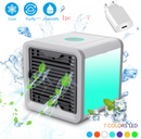 Mini Air Cooler Conditioner Personal For Home Office Kid Room Bedroom - Direct Dropship