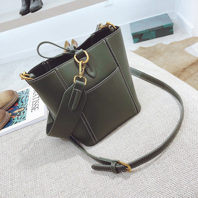 Retro bucket bag - Direct Dropship