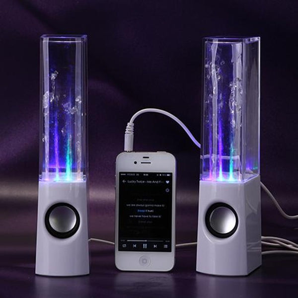 LED Dancing Water Speakers - Direct Dropship