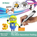 3D Plastic Pen Maker - Direct Dropship