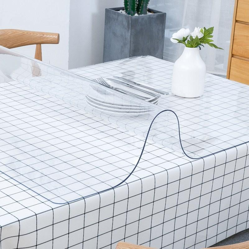 Soft Glass Table Protector - Direct Dropship