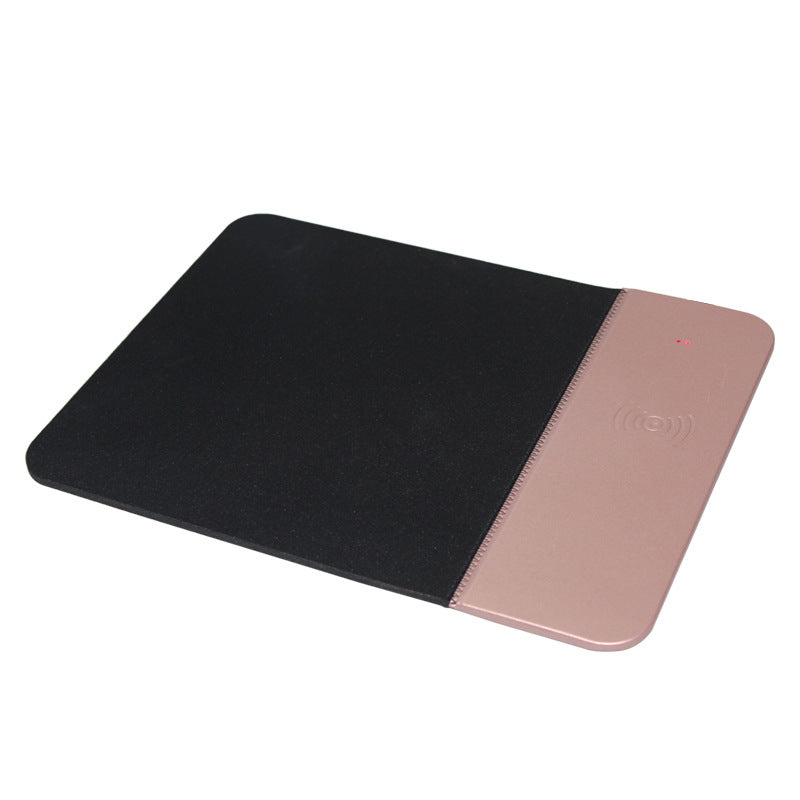 Wireless charger rubber mouse pad - Direct Dropship