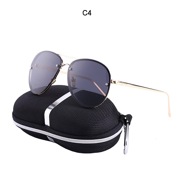Aviators Pilot Yurt Sun Glasses Men Sunglasses - Direct Dropship