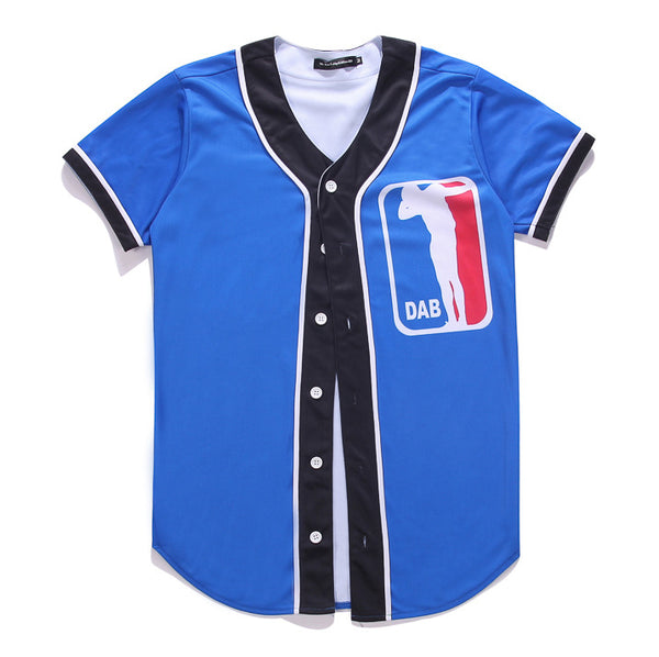 DAB Baseball Shirt - Direct Dropship