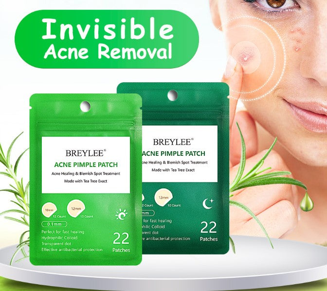 Stick down acne marks ultra-thin