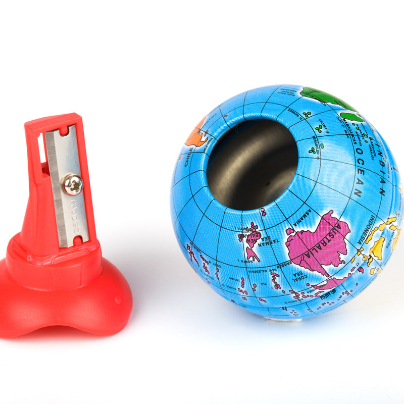 Globe pencil sharpener (Pencil Sharpener) - Direct Dropship