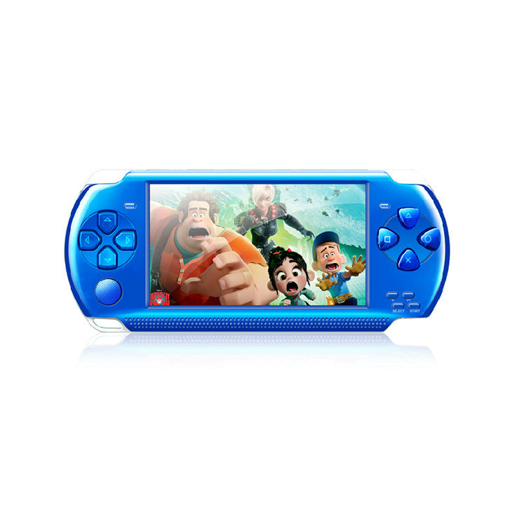 Manufacturers A10 handheld games for children and adults with PSP handheld HD mp4mp5 music player FC - Direct Dropship