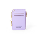 Cute personality Mini slim card cover simple zero wallet - Direct Dropship