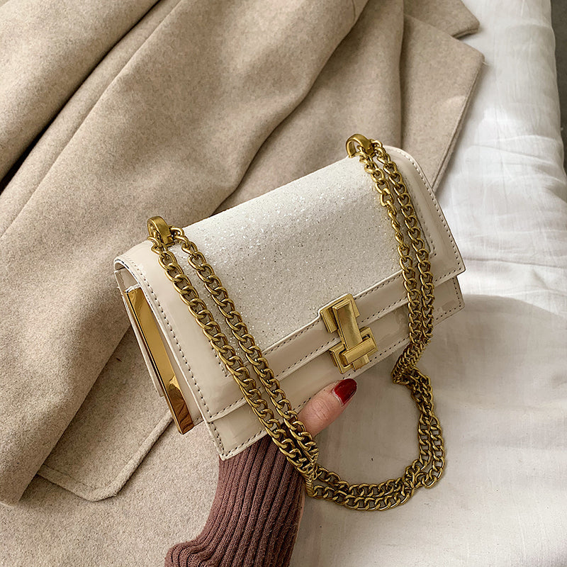 Chain shoulder bag - Direct Dropship