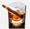 Creative whisky cigar glass - Direct Dropship