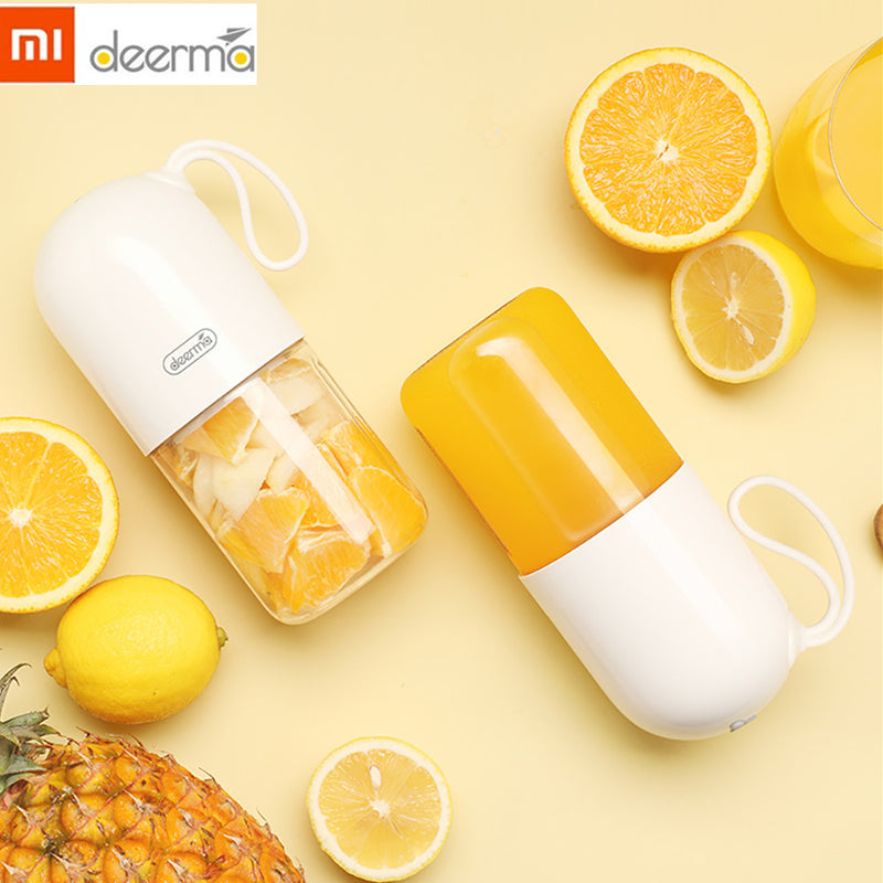 Xiaomi Deerma Portable Electric Juicer Blender