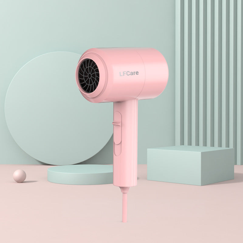 Hair Dryer Cyclone Technology - Pink & White - Direct Dropship