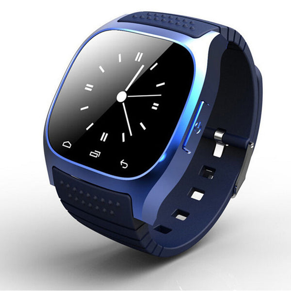 Foreign trade hot M26 Bluetooth smart watch mobile phone partner smart wearable motion meter spot sales - Direct Dropship