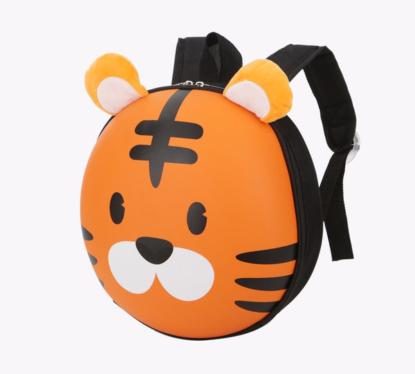 Kindergarten schoolbag boys and girls baby children 1-3-5 year old children's schoolbag 2-6 year old cartoon double shoulder Backpack - Direct Dropship