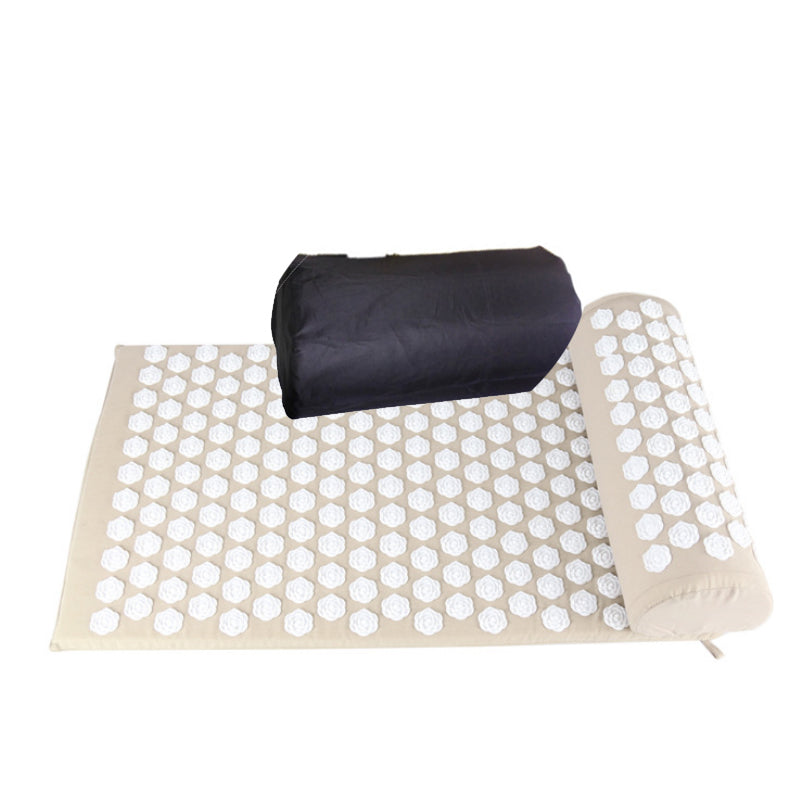 Massager Cushions Lotus Acupressure Mats Pillow Yoga Mats - Direct Dropship