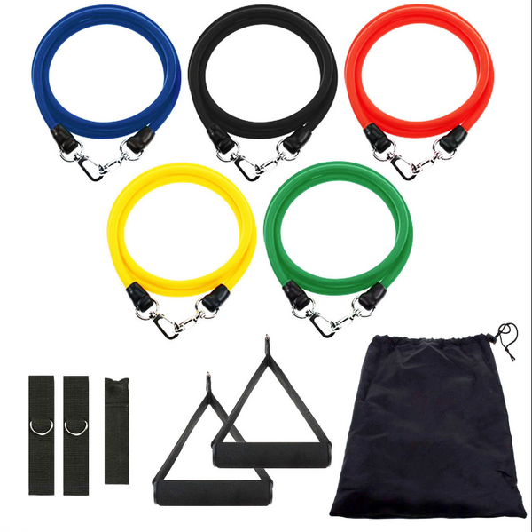 11 Piece Fitness Rally Pull Ropes - Direct Dropship
