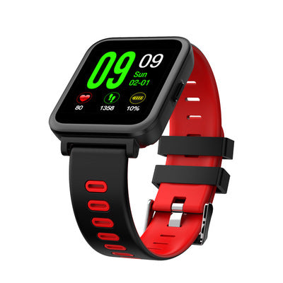 SN10 smart watch smart reminder Bluetooth call wear heart rate detection smart bracelet - Direct Dropship