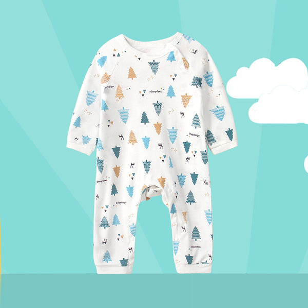 Baby one piece clothes newborn suit baby pajamas - Direct Dropship