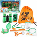 Children's outdoor adventure toy set (Green) - Direct Dropship