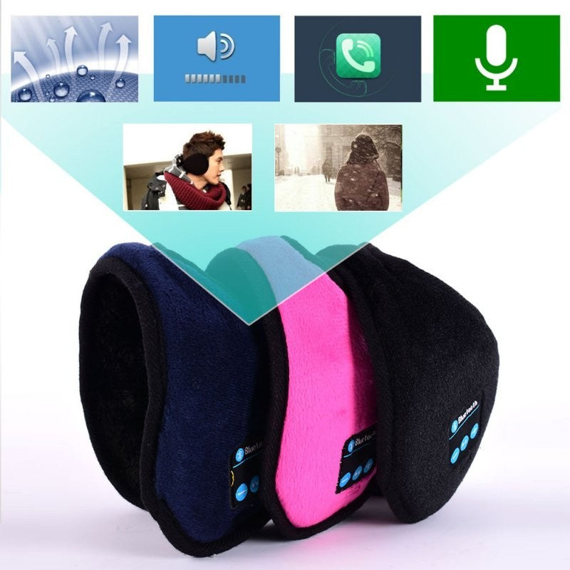 Bluetooth Earmuffs - Direct Dropship