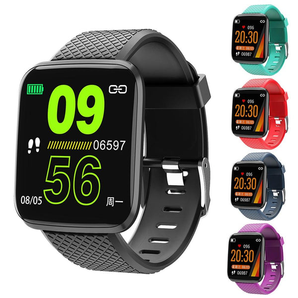 P11 Smart Watch Pedometer Sleep Smart Bracelet - Direct Dropship