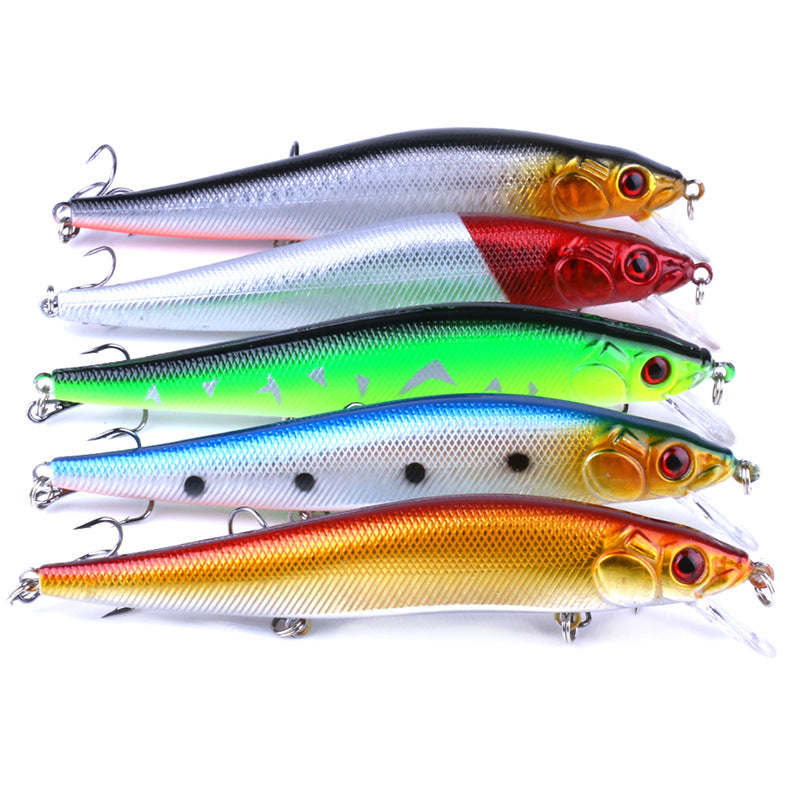 14CM-23G Mino road and 10 color Mino bait wholesale HENGJIA integrated bait suit hot - Direct Dropship