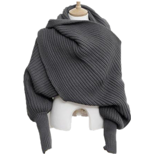 Sweater scarf - Direct Dropship