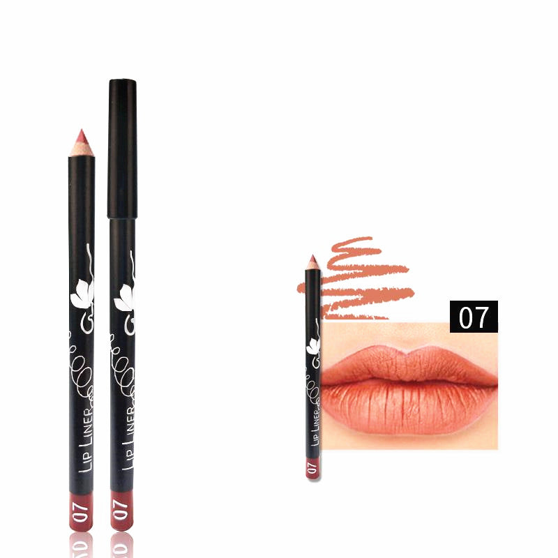 No Colour Make Up Matte Lip Liner - Direct Dropship