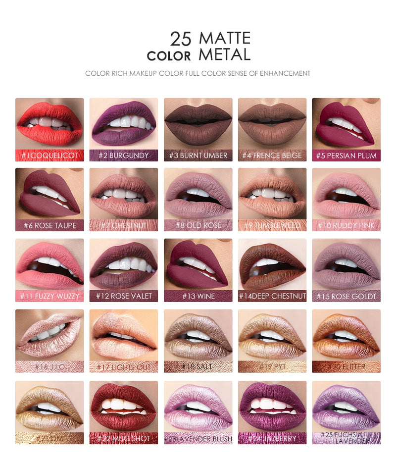 Lip Glaze Make Up - Direct Dropship