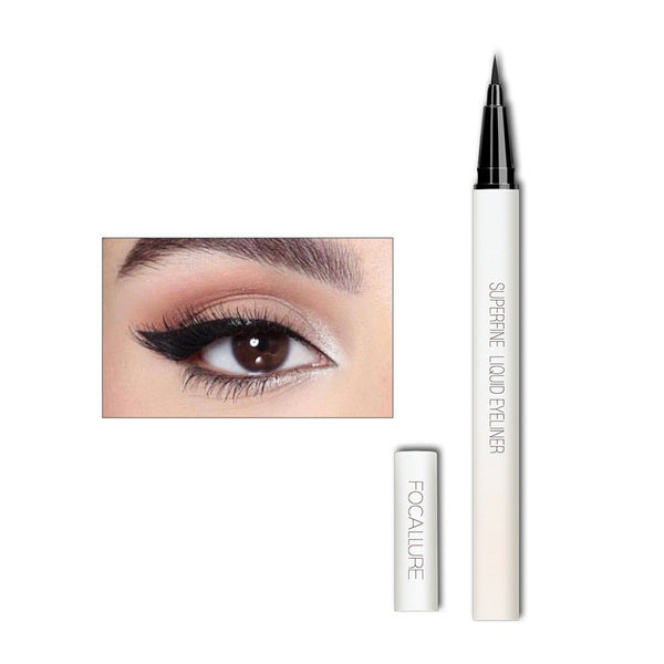 Long Lasting Non Bleaching Eyeliner Make Up (Black) - Direct Dropship