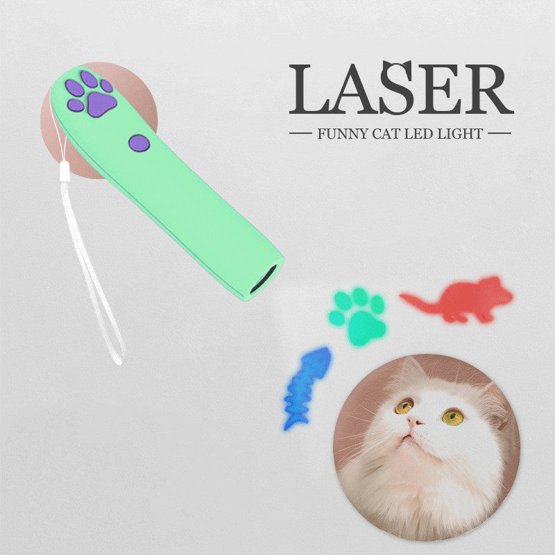 LED Funny Cat Stick Pet Toy - Direct Dropship