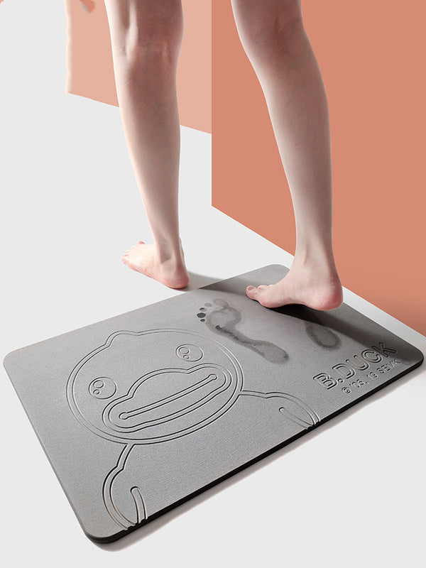 Diatom mud absorbent and quick-drying mat - Direct Dropship
