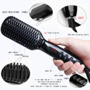 Electric Beard Hair Straightener Wet & Dry - Direct Dropship