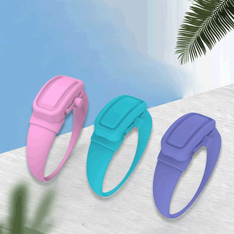 Hand Sanitizer Dispenser Disinfectant Sanitizer Bracelet