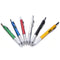 6 in 1 Touch Screen Stylus pen Ballpoint Pen - Direct Dropship