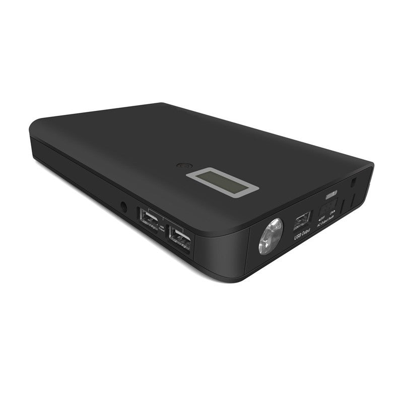 Notebook mobile power (Black US) - Direct Dropship