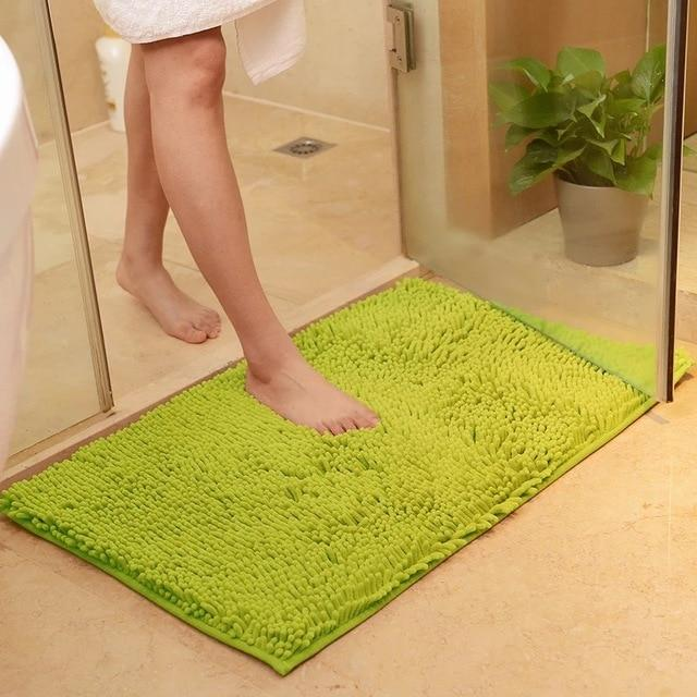 Toilet Bathub Furry Mat - Direct Dropship