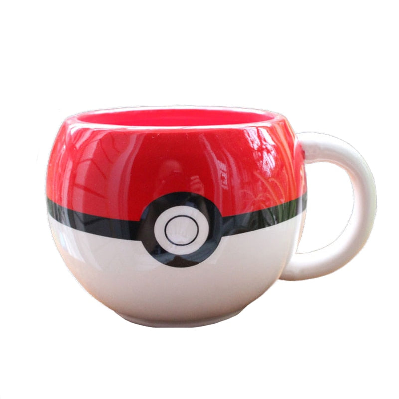 Ceramic mug (Red) - Direct Dropship