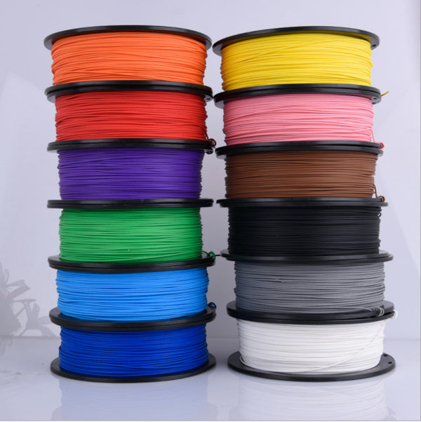 ABS real color 3D printer consumables solid painting grating material photosensitive resin printing industrial printing consumables - Direct Dropship