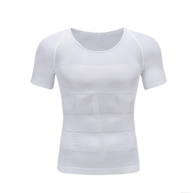 MEN'S COMPRESSION SLIMMING UNDER SHIRT - Direct Dropship