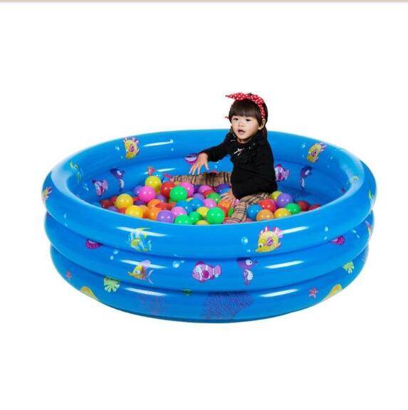Into The Ocean - Inflatable Baby Swimming Pool - Direct Dropship