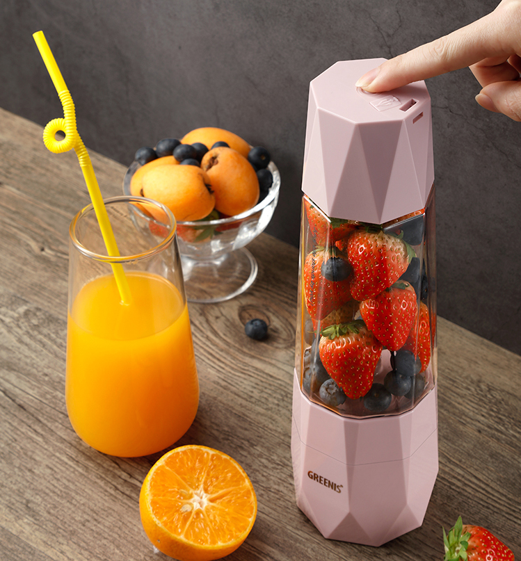 Vacuum portable juicer home - Direct Dropship