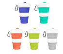 Silicone Folding Travel Coffee Cup - Direct Dropship