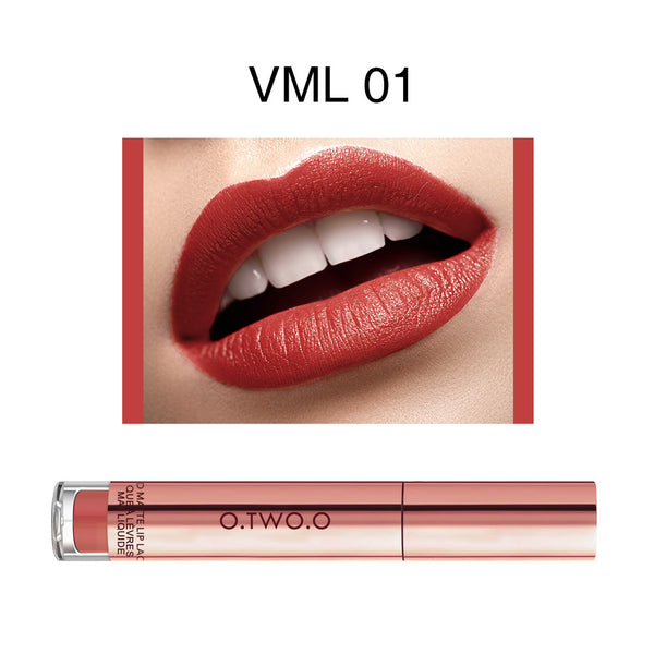 Non Fading Matte Lip Gloss Make Up - Direct Dropship
