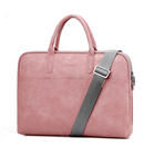 Faux Leather Laptop Bag For Women - Direct Dropship