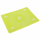Silicone Baking Mat for Pastry Rolling with Measurements Pastry Rolling Mat, Reusable Non-Stick Silicone Baking Mat - Direct Dropship
