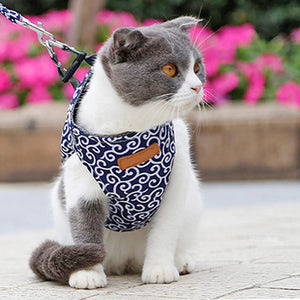 Cat Vest Harness