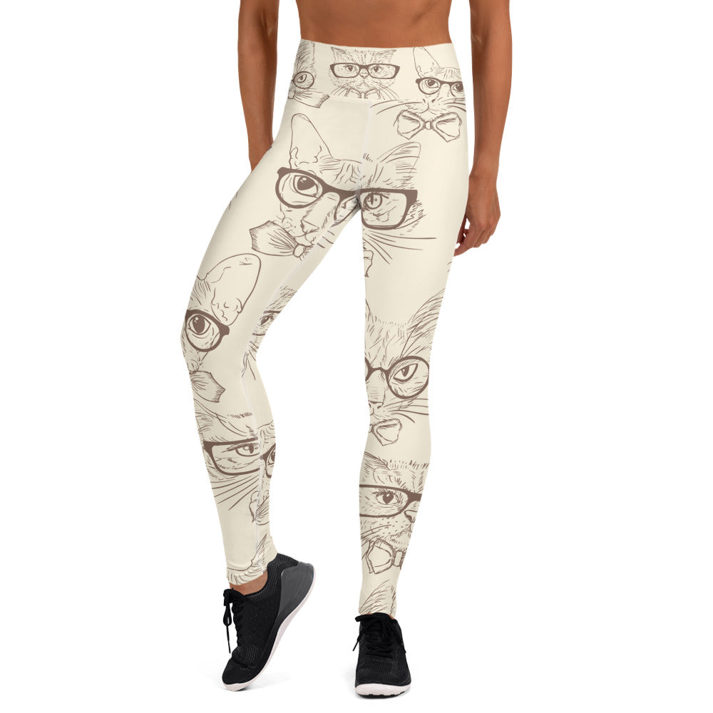 Cat Ranize Style Leggings