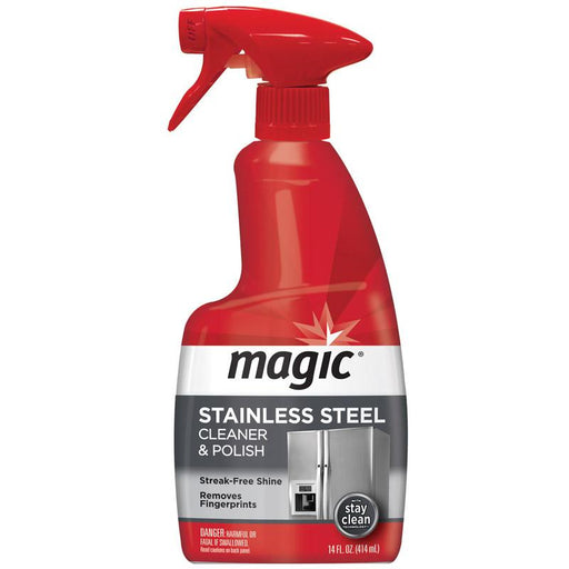 Limpiador para Acero Inoxidable Magic 14 oz Magic 1361732 070048018251