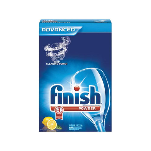 Detergente Lavavajillas en Polvo Finish Advanced 75 oz Finish 1636869 051700782345